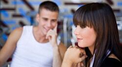 Semne și simptome: flirtează?